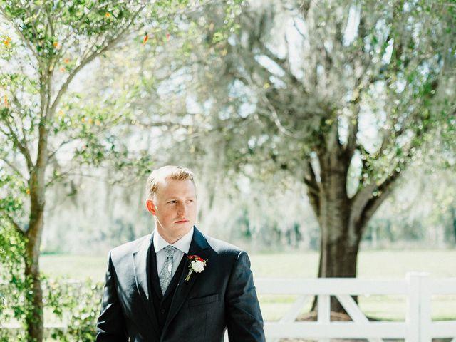 Logan and Bri's Wedding in Lithia, Florida 15