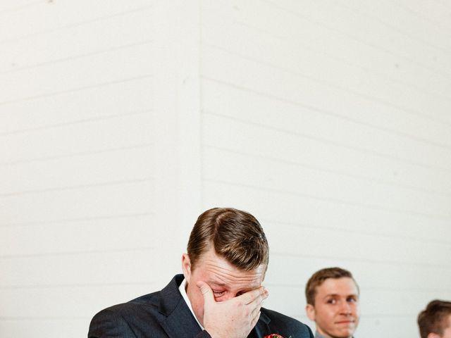 Logan and Bri's Wedding in Lithia, Florida 16