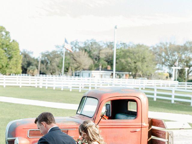 Logan and Bri's Wedding in Lithia, Florida 22