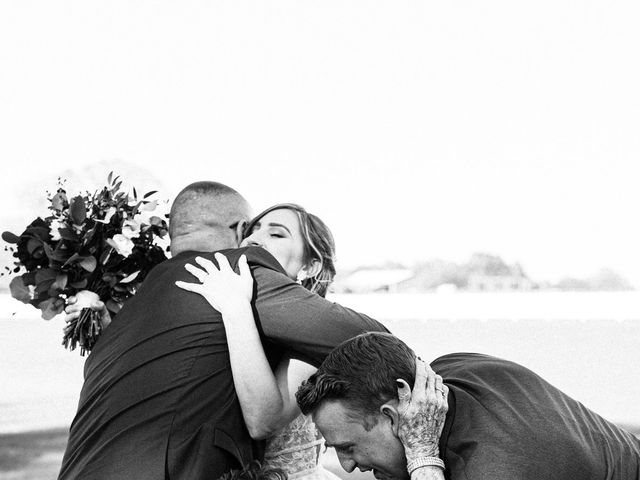Logan and Bri's Wedding in Lithia, Florida 23