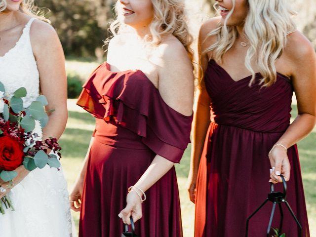 Logan and Bri's Wedding in Lithia, Florida 28