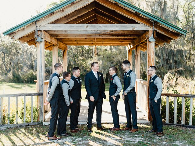 Logan and Bri's Wedding in Lithia, Florida 29