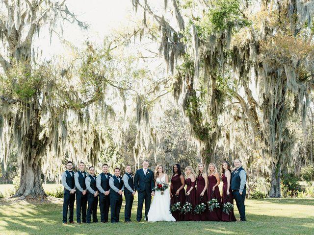 Logan and Bri's Wedding in Lithia, Florida 31