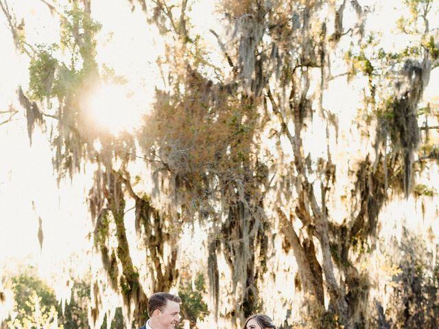 Logan and Bri's Wedding in Lithia, Florida 32