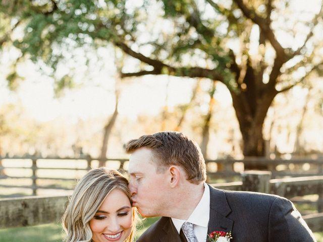 Logan and Bri's Wedding in Lithia, Florida 38