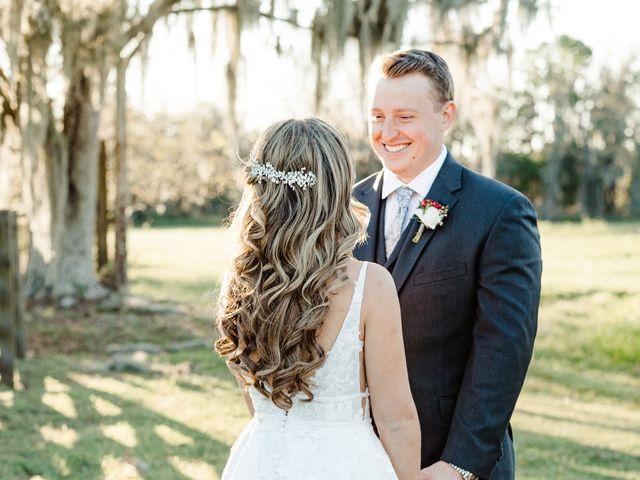Logan and Bri's Wedding in Lithia, Florida 40