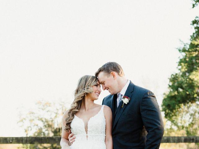 Logan and Bri's Wedding in Lithia, Florida 42