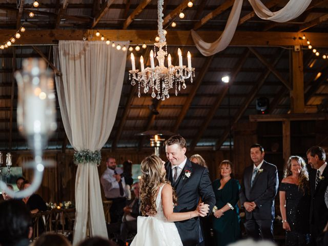 Logan and Bri's Wedding in Lithia, Florida 63