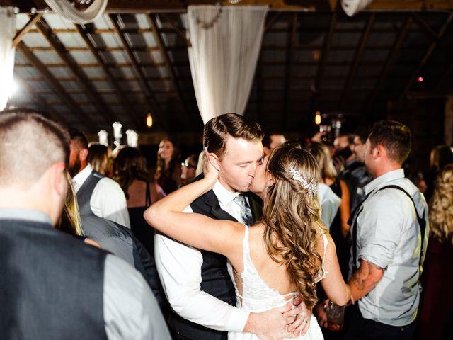 Logan and Bri's Wedding in Lithia, Florida 77