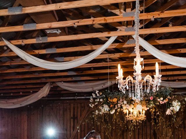 Logan and Bri's Wedding in Lithia, Florida 79