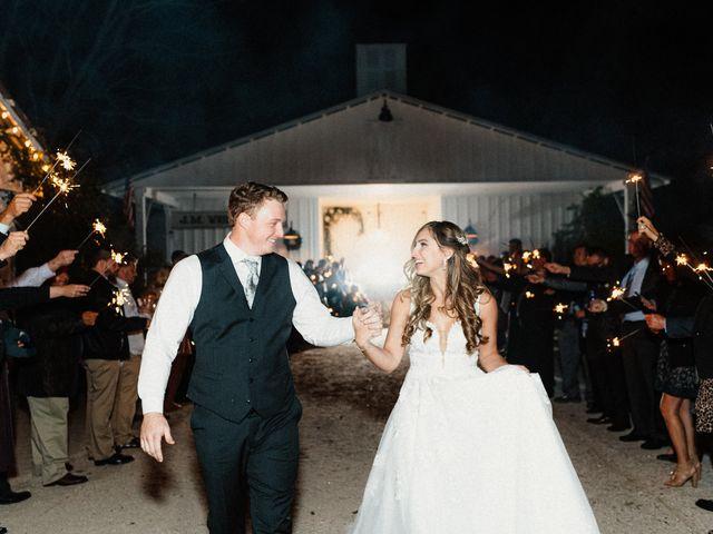 Logan and Bri's Wedding in Lithia, Florida 80