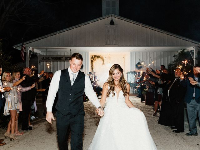 Logan and Bri's Wedding in Lithia, Florida 81