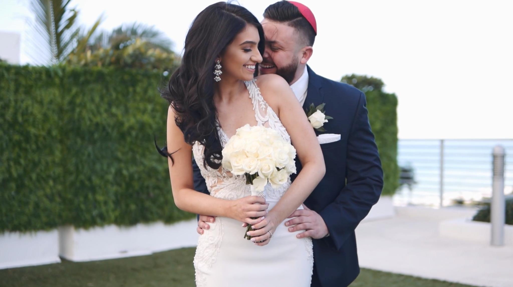 Roman and Emma's Wedding in Miami Beach, Florida