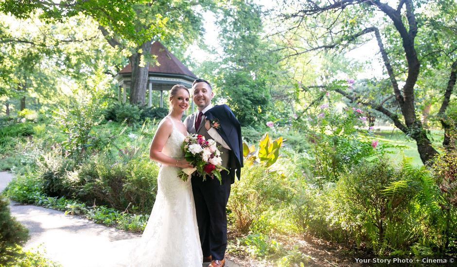 Bill and Ashley's Wedding in Saint Louis, Missouri