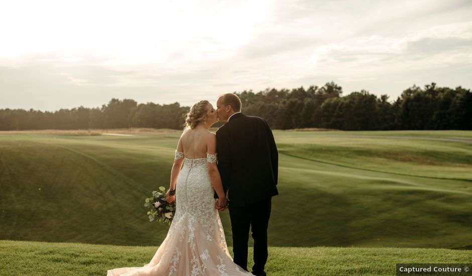 Scott and Amy's Wedding in Lake Orion, Michigan