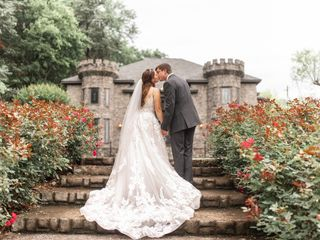 The wedding of Jessica and Christopher