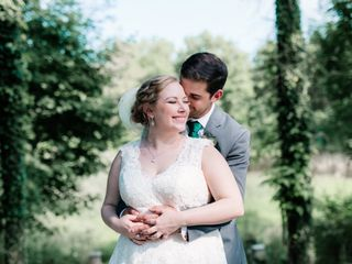 The wedding of Ellen and Jake