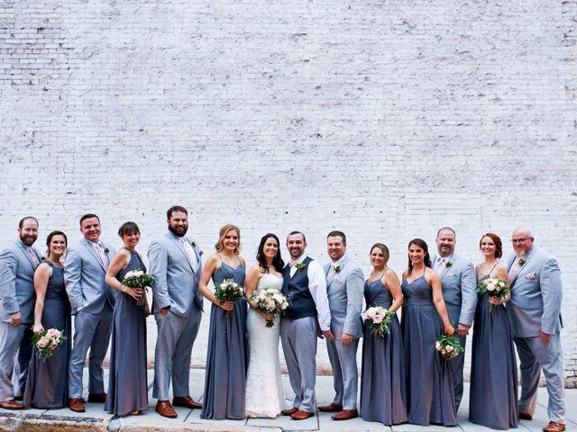Matt and Laura's Wedding in Asheville, North Carolina 14