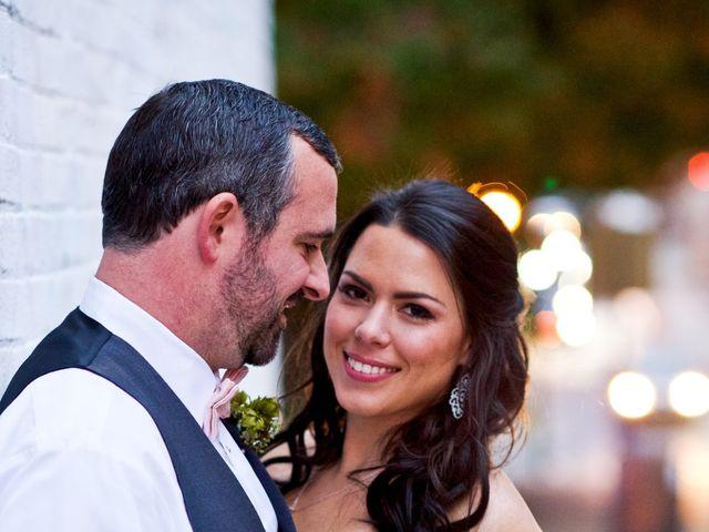 Matt and Laura's Wedding in Asheville, North Carolina 19