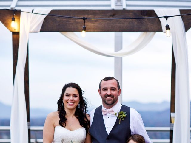 Matt and Laura's Wedding in Asheville, North Carolina 23