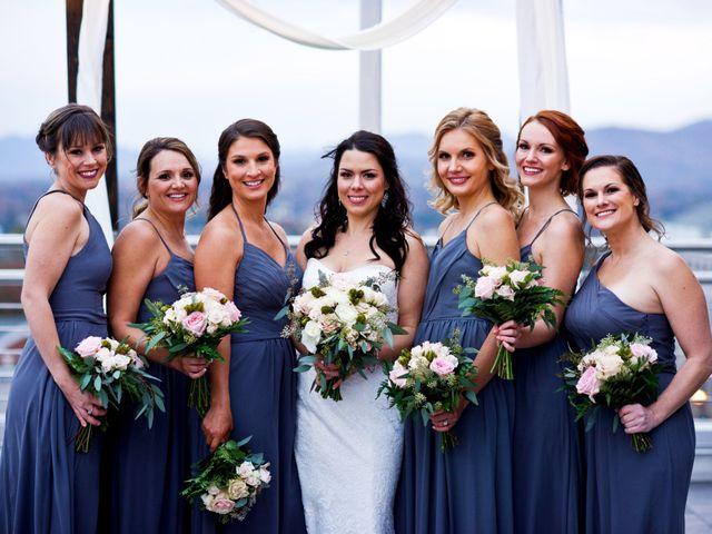 Matt and Laura's Wedding in Asheville, North Carolina 24