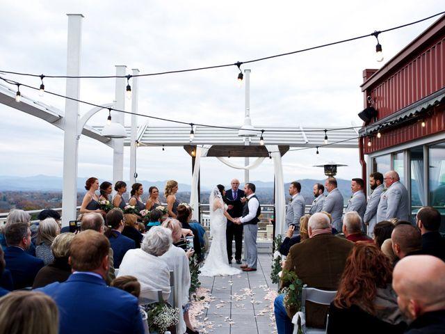 Matt and Laura's Wedding in Asheville, North Carolina 28