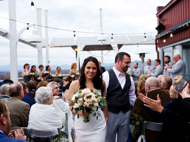 Matt and Laura's Wedding in Asheville, North Carolina 2