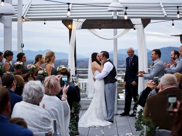 Matt and Laura's Wedding in Asheville, North Carolina 29