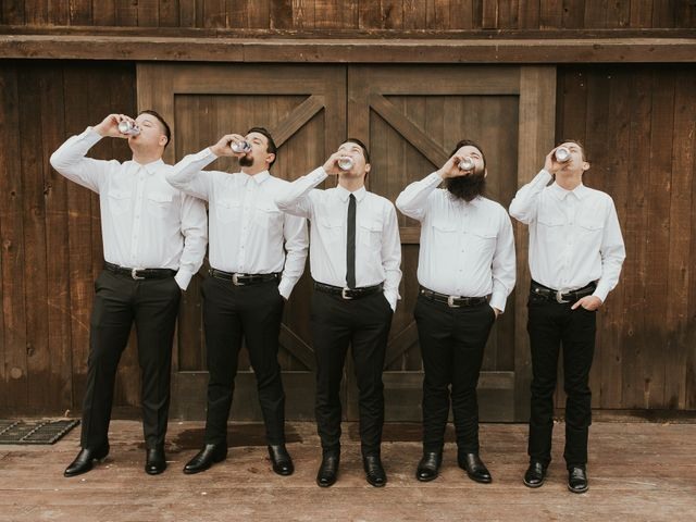 Gabe and Maddy's Wedding in Julian, California 3