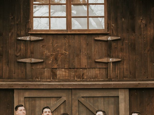 Gabe and Maddy's Wedding in Julian, California 5
