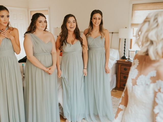 Gabe and Maddy's Wedding in Julian, California 26