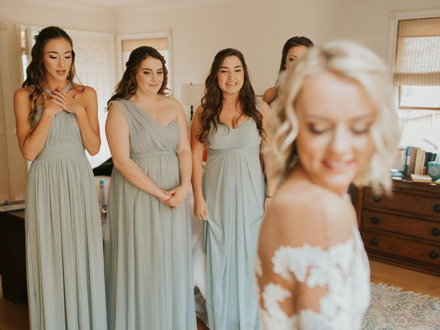 Gabe and Maddy's Wedding in Julian, California 27