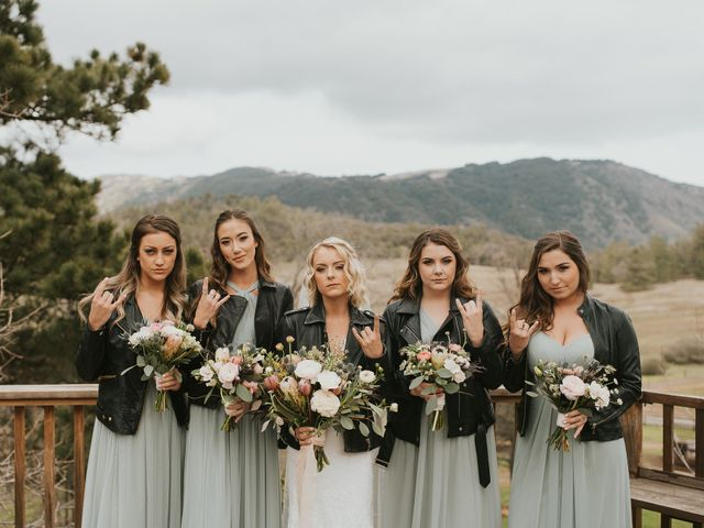 Gabe and Maddy's Wedding in Julian, California 41