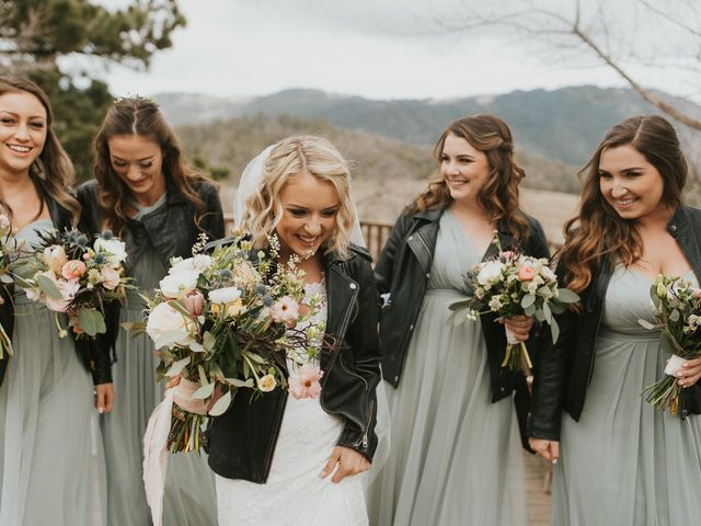 Gabe and Maddy's Wedding in Julian, California 42