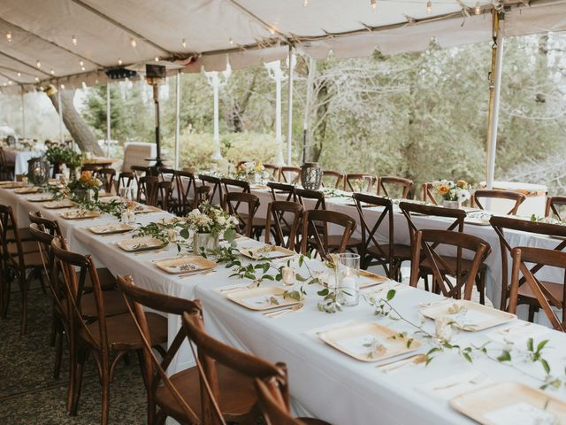Gabe and Maddy's Wedding in Julian, California 43