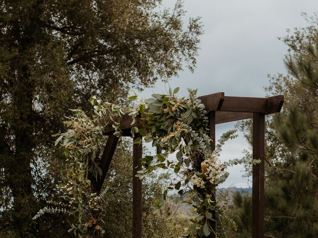 Gabe and Maddy's Wedding in Julian, California 49