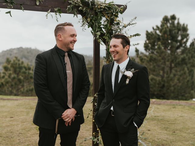 Gabe and Maddy's Wedding in Julian, California 51