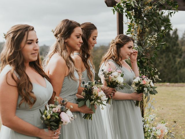 Gabe and Maddy's Wedding in Julian, California 52