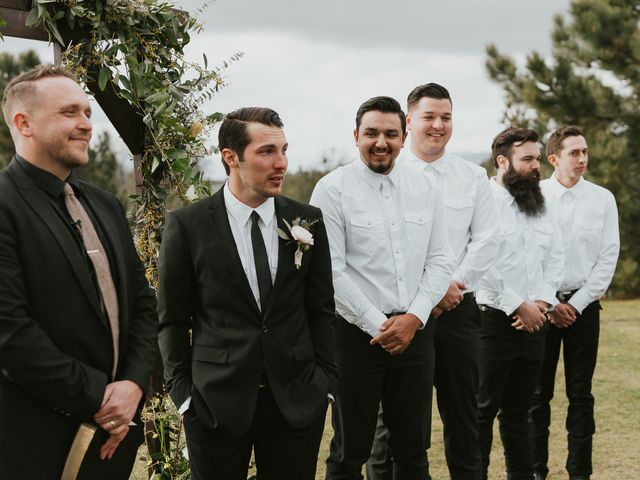 Gabe and Maddy's Wedding in Julian, California 53