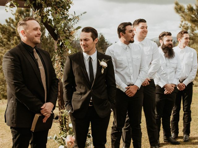 Gabe and Maddy's Wedding in Julian, California 55