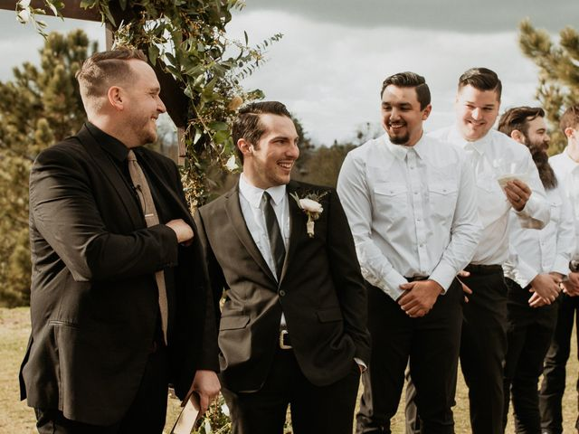 Gabe and Maddy's Wedding in Julian, California 56