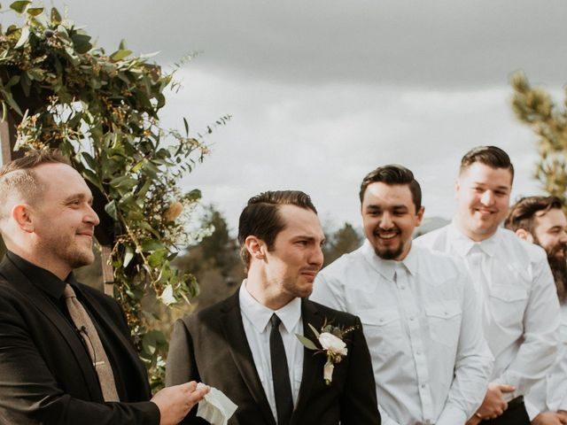 Gabe and Maddy's Wedding in Julian, California 57