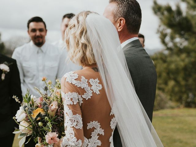 Gabe and Maddy's Wedding in Julian, California 60