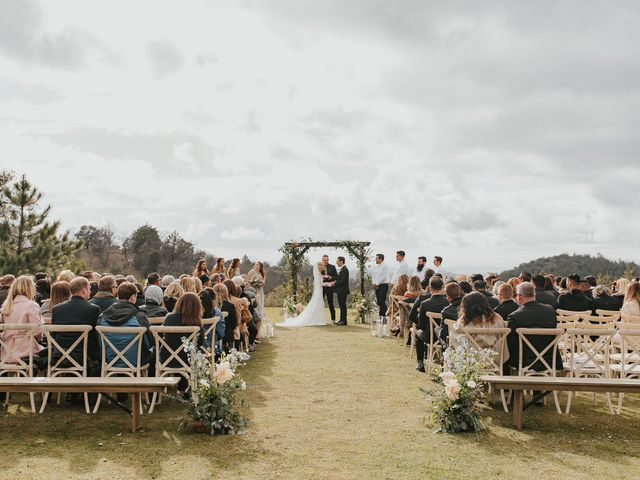 Gabe and Maddy's Wedding in Julian, California 61