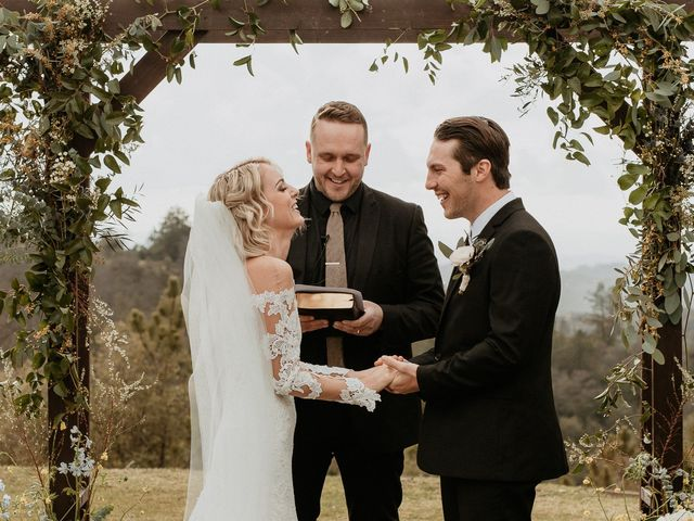 Gabe and Maddy's Wedding in Julian, California 65