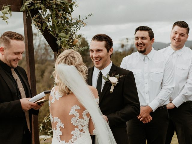 Gabe and Maddy's Wedding in Julian, California 66