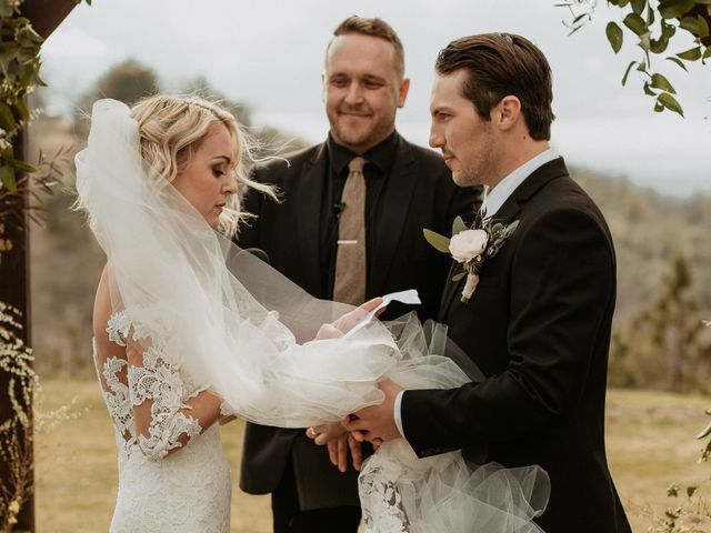 Gabe and Maddy's Wedding in Julian, California 67
