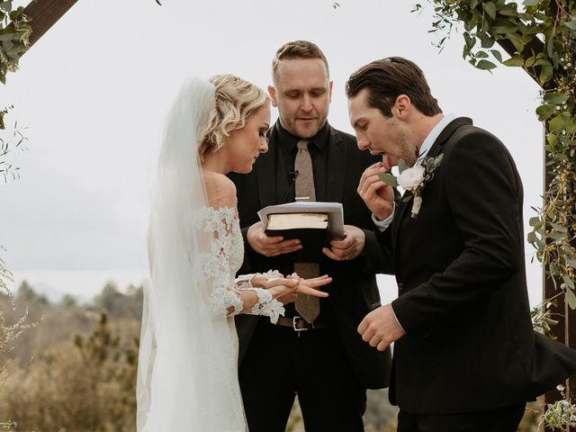 Gabe and Maddy's Wedding in Julian, California 70