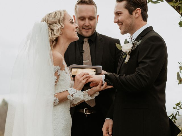 Gabe and Maddy's Wedding in Julian, California 71