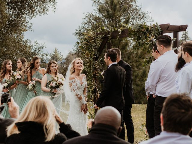 Gabe and Maddy's Wedding in Julian, California 72